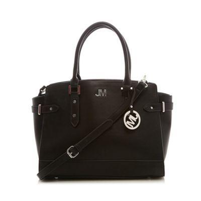 Star By Julien Macdonald Designer Black Large Winged Tote Bag At Debenhams