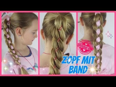 Youtube frisuren mit band