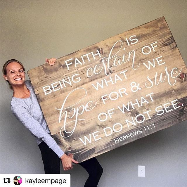 Wall Signs Decor Pleasing Giant Custom Wooden Signs Christian Wall Decor Custom Wall Decor Decorating Inspiration