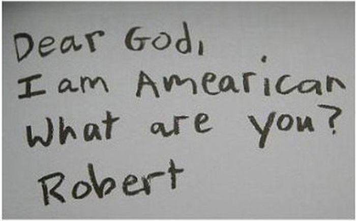 LOL funny kids letters to God (12:39:51 AM, Tuesday 24, March 2015 PDT) – 13 pics