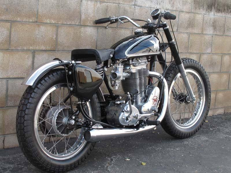 Matchless Vintage Bikes Motorcycle Vintage Motorcycles