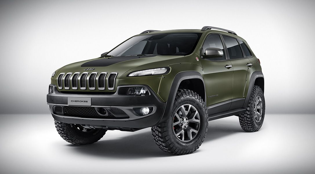 Great Lifted Jeep Cherokee 2015 (Dengan gambar) Jeep