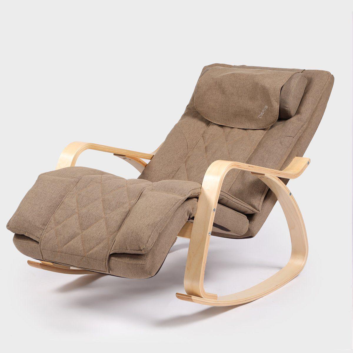 OWAYS 3D Massage Chair Recliner chair, Electric massage