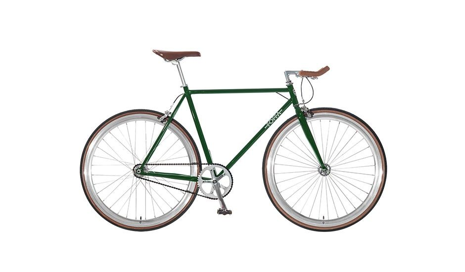 MONOQI | Single Speed Bike - Green | WannaHave! | Pinterest | Speed ...