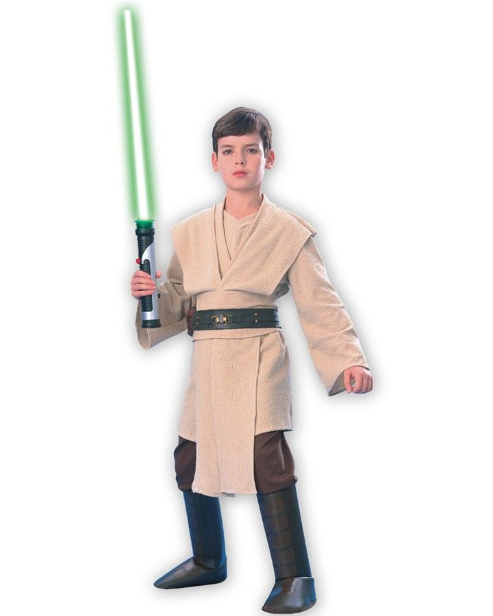 Star Wars Jedi Knight Deluxe Boys Costume | Boys Book Week Costume  sc 1 st  Pinterest & Star Wars Jedi Knight Deluxe Boys Costume | Boys Book Week Costume ...