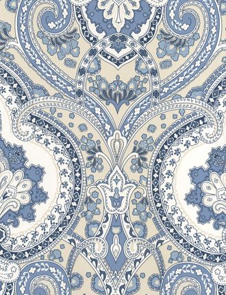 Castlehead paisley wallpaper from ralph lauren available to buy online from tangletree interiors the uks leading supplier of designer wallpaper