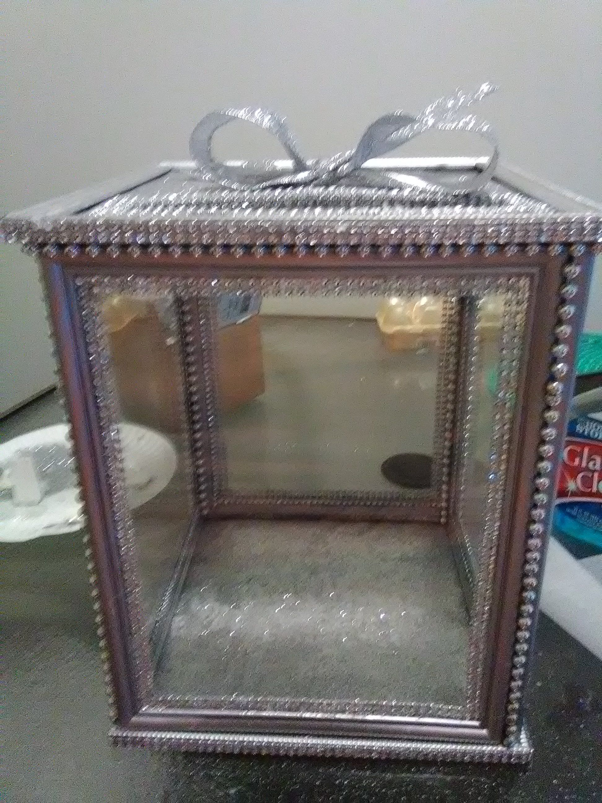 Wedding Gift Card Box Made Form Picture Frames From Dollar Tree