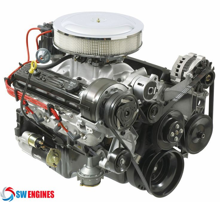 Chevy Crate Engine Fast Burn 385 Turn Key #SWEngines | Chevy