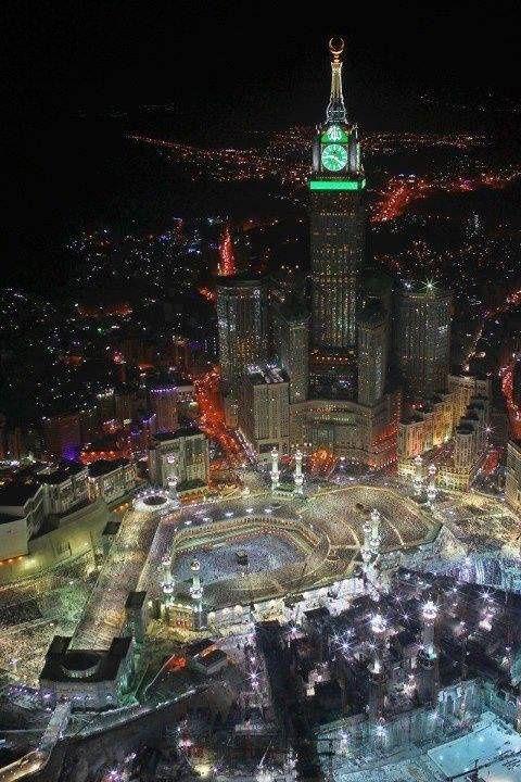 #Makkah or #Mecca, #Saudi Arabia http://directrooms.com/saudi-arabia/hotels/index.htm