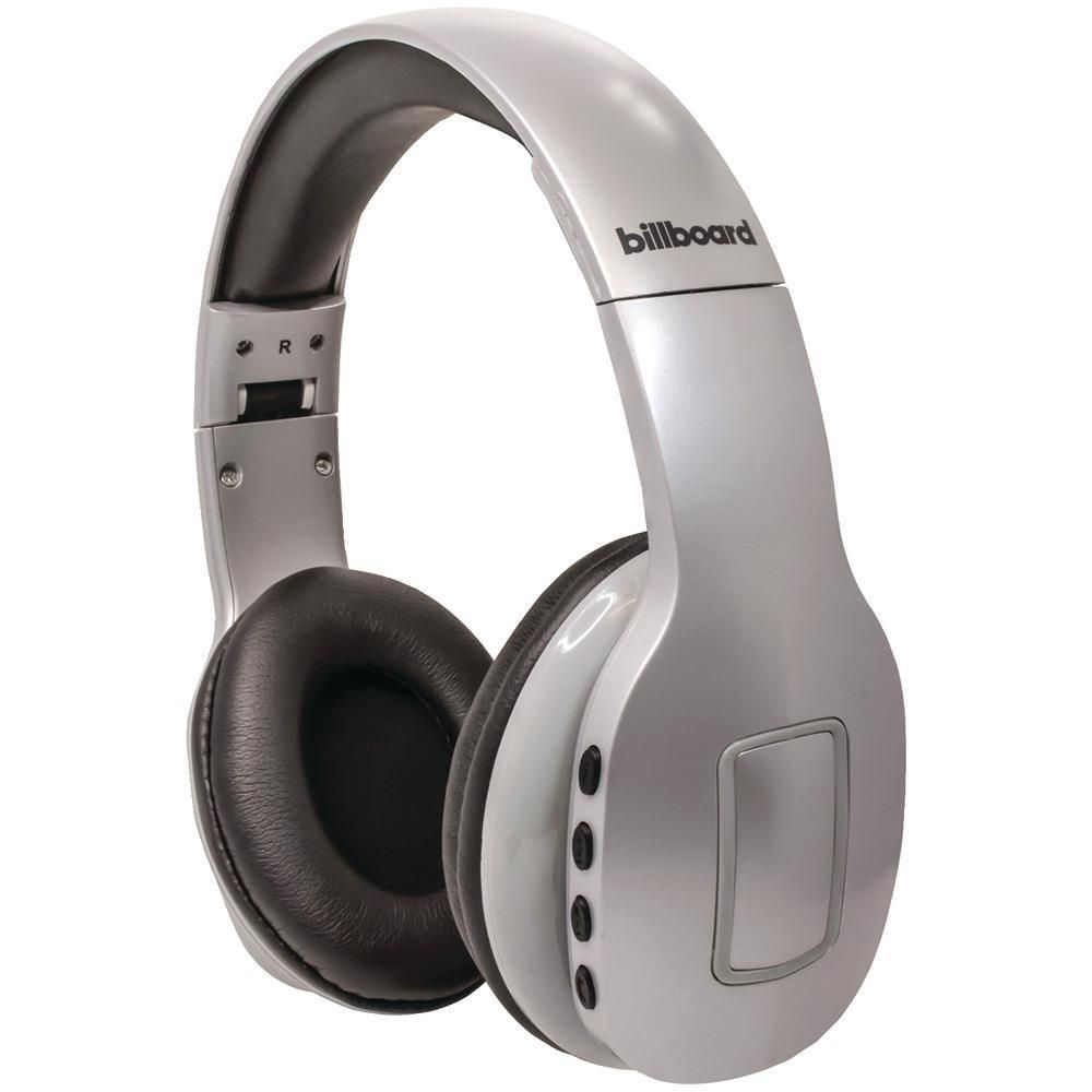 88bbee61dc8 Billboard BB779 On-Ear Bluetooth(R) Headphones (Silver)   Products ...