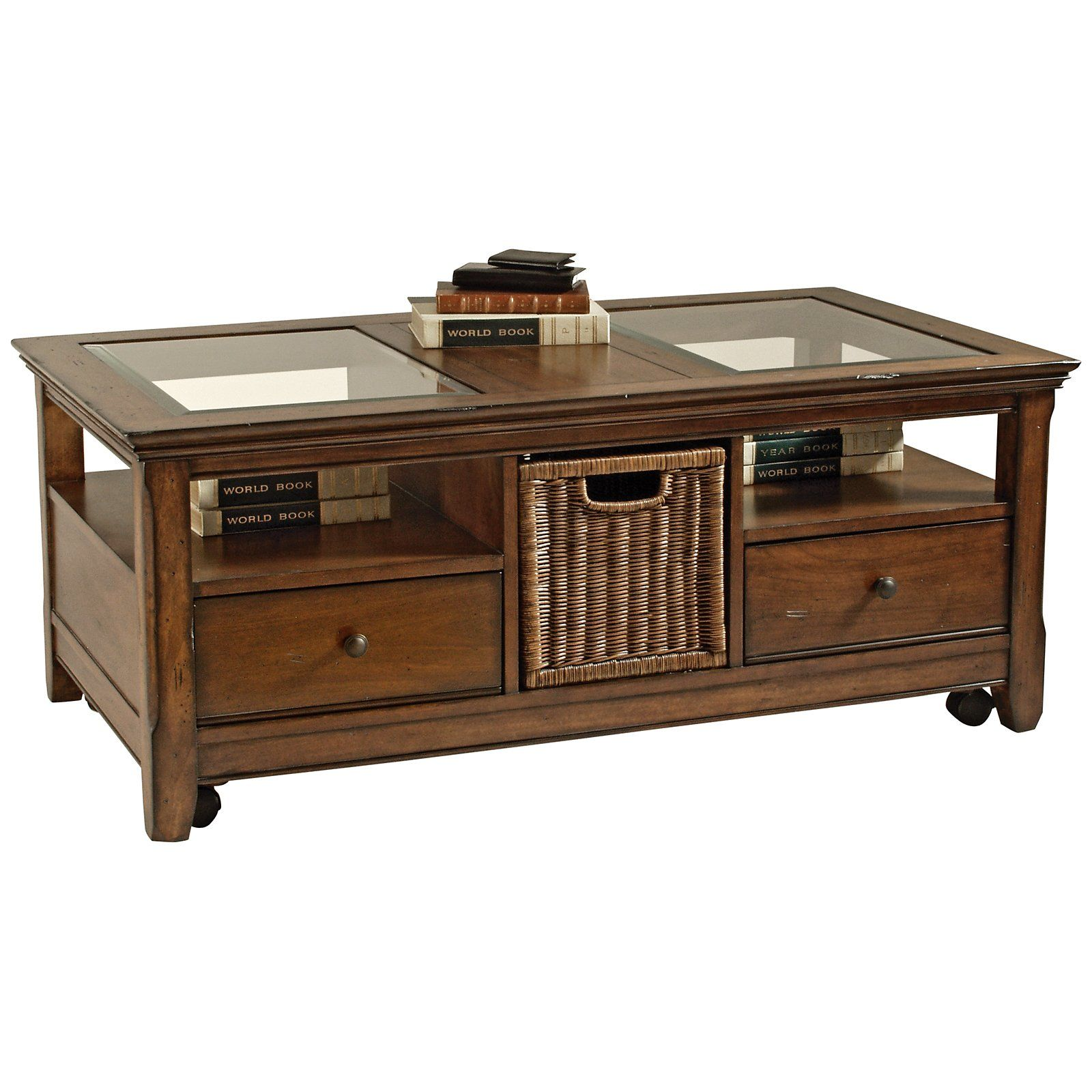 Tanner Storage Coffee Table    C B Living Room