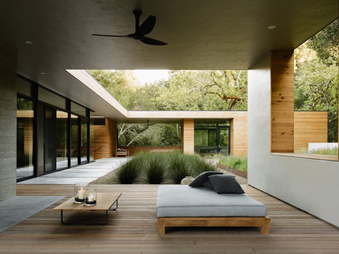 Carmel Valley by Sagan Piechota Architecture (9) | Homes ...