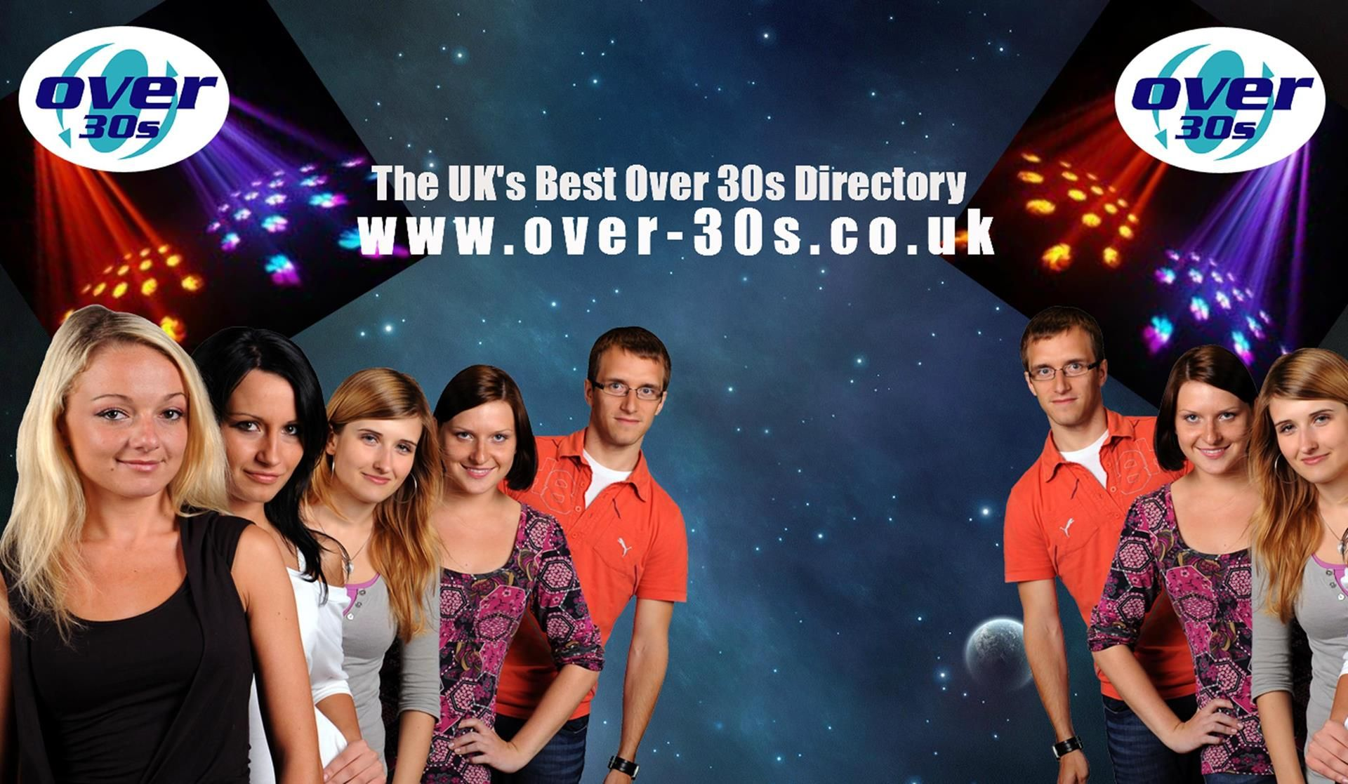 Over 30s Directory over30nights on Pinterest