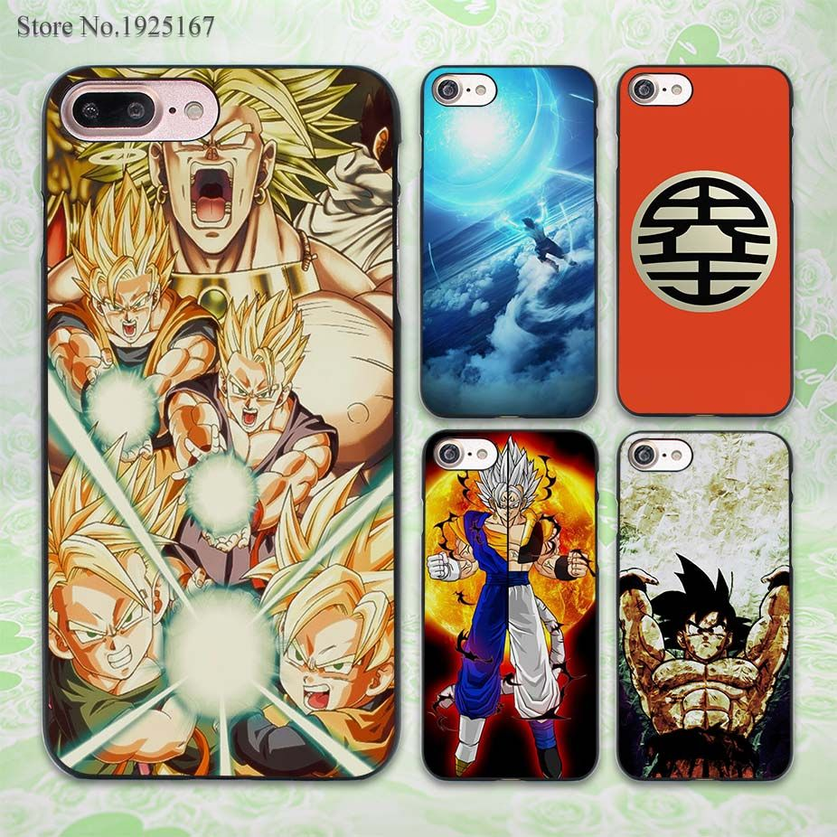 coque iphone 6 broly