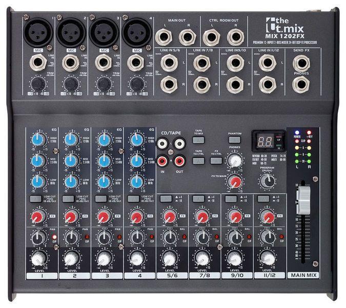 the t.mix mix 1202FX - Thomann France