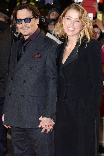 Johnny And Amber Married Johnny Depp And Amber Johnny Amber Heard Johnny Depp