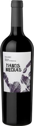 Manos Negras Malbec '09 - absolutely wonderful Malbec!