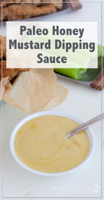 Paleo Honey Mustard Sauce.001