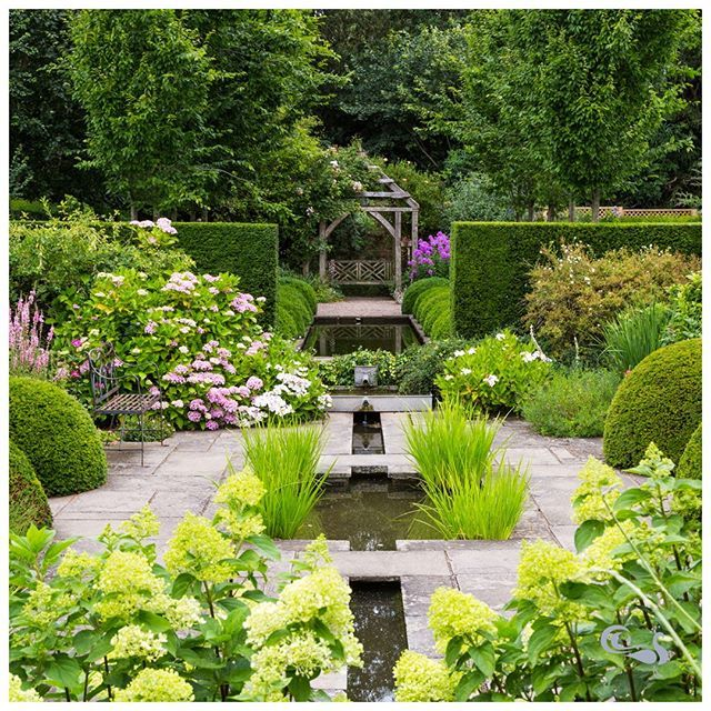 57 Amazing Beautiful Garden Ideas Inspiration And: Happy Sundays From Wollerton Old Hall Garden Where You Can