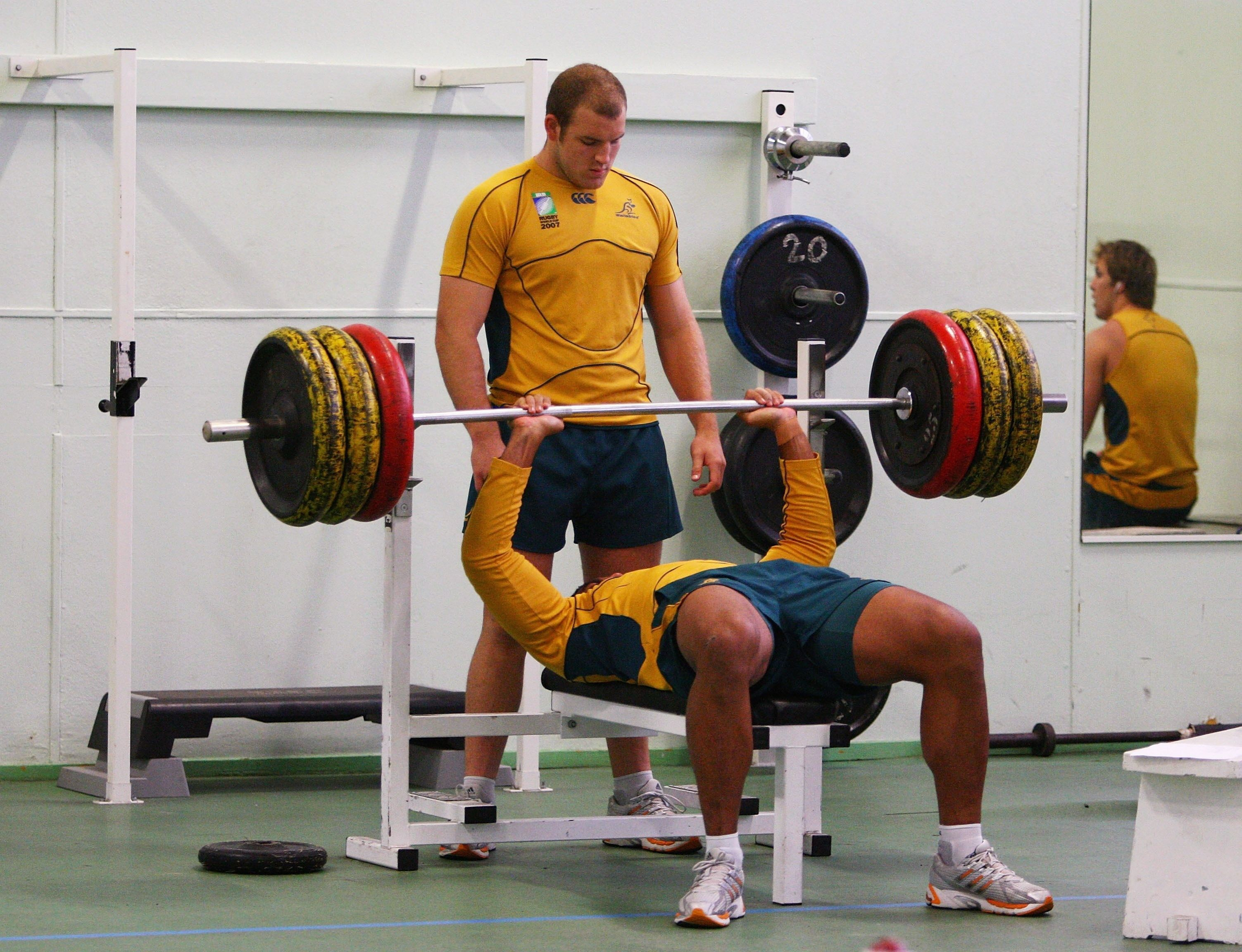 Many People Base Their Strength And Conditioning Training On Muscle