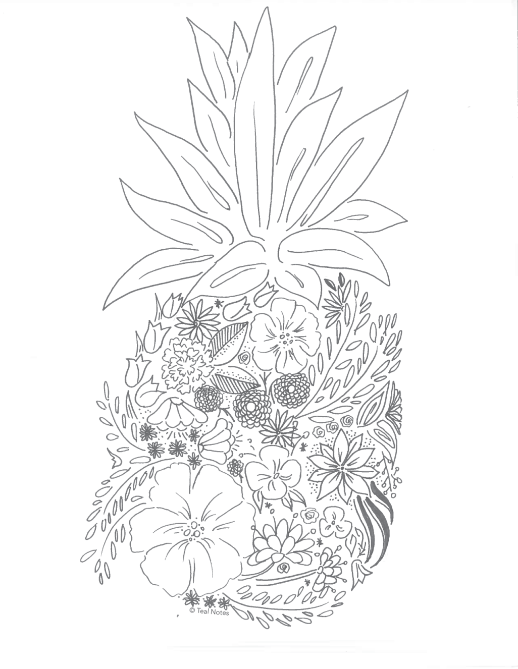 FREE Adult Coloring Pages 35 Printable Coloring