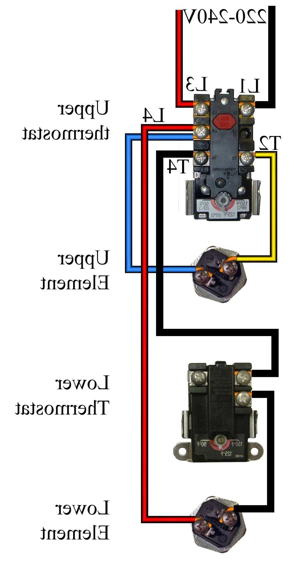 electrical wiring hot water tank [ 952 x 1799 Pixel ]