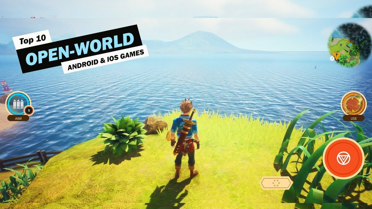 Top 10 Open World Games For Android & iOS 2019! Best