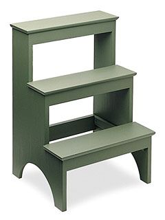 Step Stools Provide Easy Access To The Tall Chests Of Drawers And Built In  Cupboards