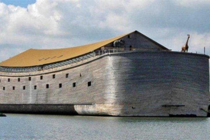 Una gigantesca y natural réplica del arca que el patriarca Noé utilizó para salvar a su familia y sus animales pondrá rumbo este verano hacia las Américas desde el puerto holandés de Rotterdam para difundir enseñanzas religiosas.</p>