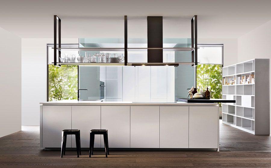 25 Modelli Di Cucine Bianche Moderne Delle Migliori Marche Mondodesign It Progetti Di Cucine Design Contemporaneo Cucine Italiane