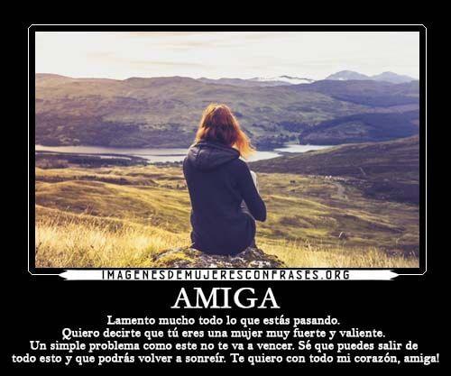 Imagenes De Aliento Para Una Amiga Triste Reflexiones Bff