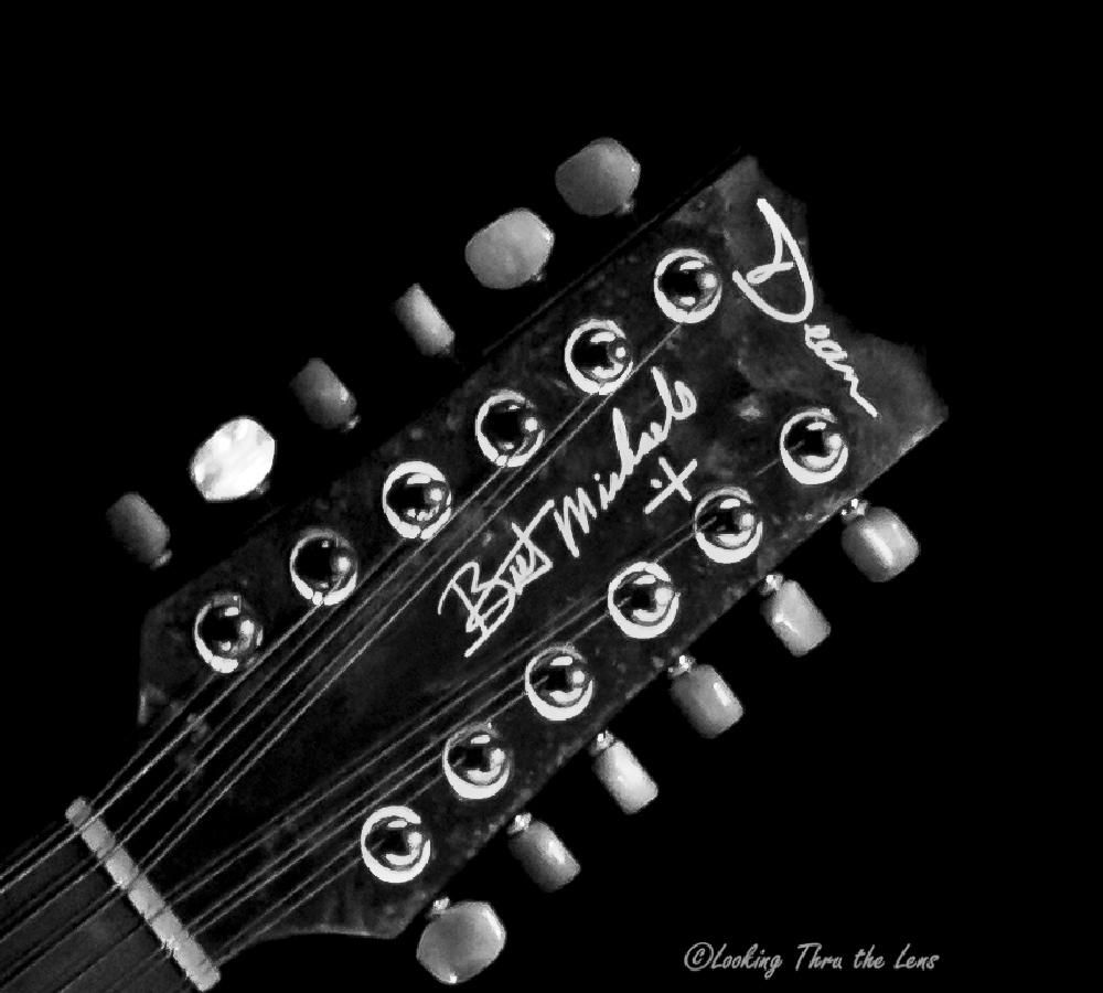 Bret Michaels guitar head up front and personal by Looking Through ...