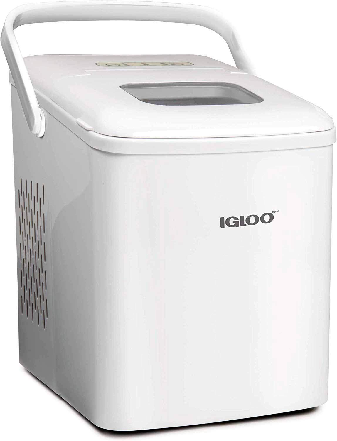 Igloo Iceb26hnwhn Automatic Self Cleaning Portable Electric