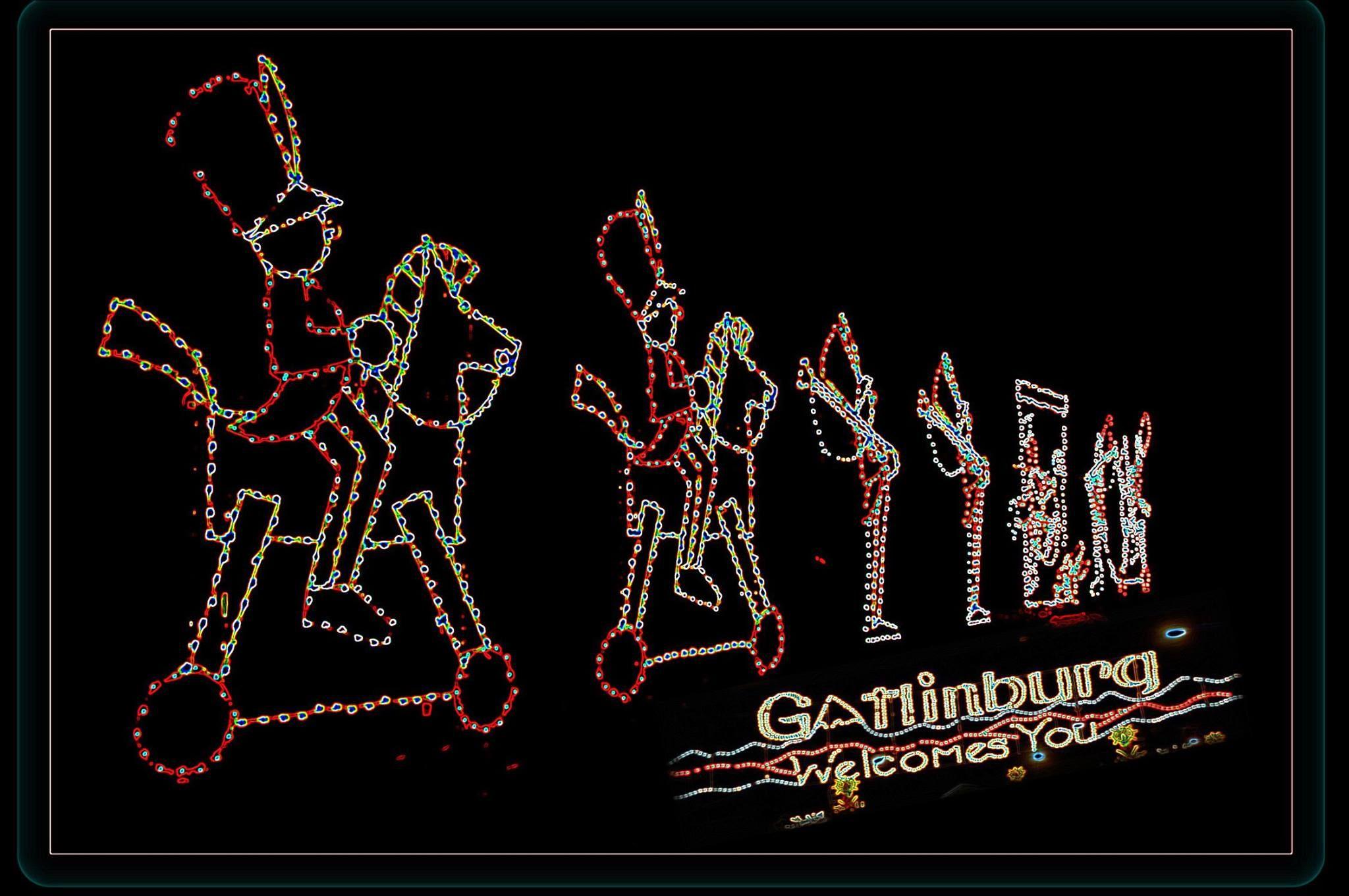 December And Gatlinburg Winter Magic Go Together