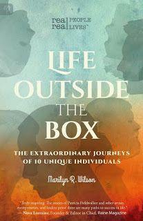 #Need #MondayMotivation today?  Life Outside the Box #bookreview #inspiration #biographies #fashion