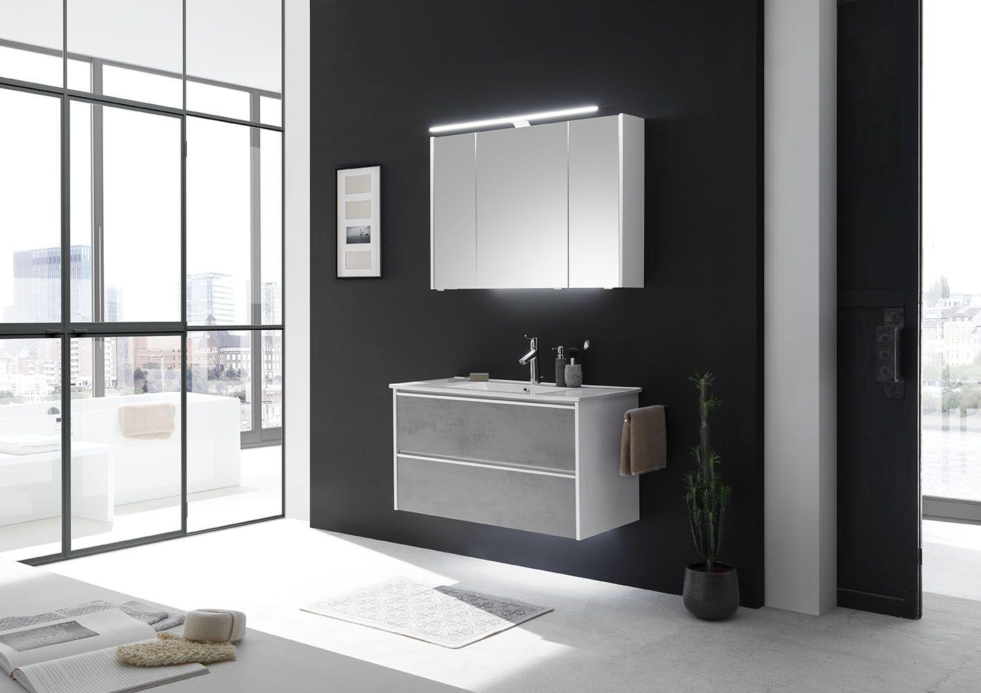 Pin von Aquarell Badmöbel auf Solitaire 20   Rote badezimmer ...