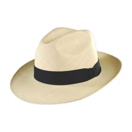 Panama Brisa Grade 4 Fedora Hat available at  VillageHatShop cf1fdf29dbc