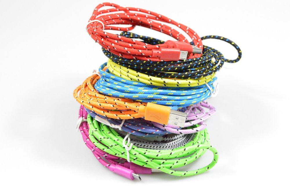 Find More Mobile Phone Cables Information about 1M/2M/3M Micro USB Sync Nylon Woven 5pin V8 Charger Cords cable for Samsung Galaxy S3 S4 I9500 for Blackberry,High Quality s4 wheels,China s4 car Suppliers, Cheap s4 aluminum from Happiness go on Aliexpress.com
