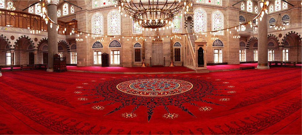 Anda Butuh Karpet Polos Medena Iranshar Kingdom Yasmin Turki Meteran