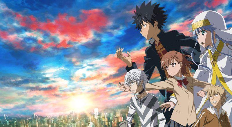 A Certain Magical Index L Anime Revient Pour Une Saison 3 Le Dojo Manga Anime Mangas Anime Saison 3