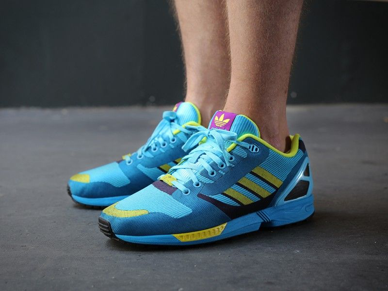 Adidas ZX Flux Lace Model: S81320 Womens Lifestyle Shoes