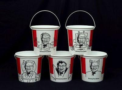 81ea7086b33 KFC - Limited edition Halloween Bucket