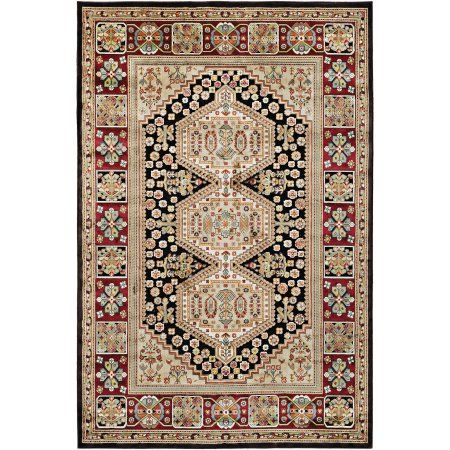 Couristan Cire Crawford Rug, Multi-Colored, Multicolor