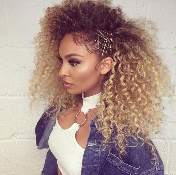 11 Unexpected And Gorgeous Ways To Wear Bobby Pins Pin Hairstyles Hair Styles Bobby Pin Hairstyles