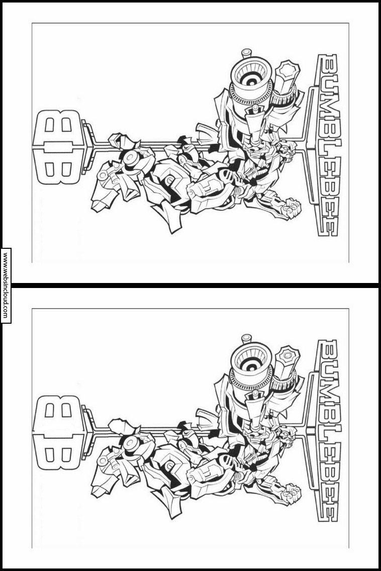transformers 15 finde die unterschiede aktivitäten für