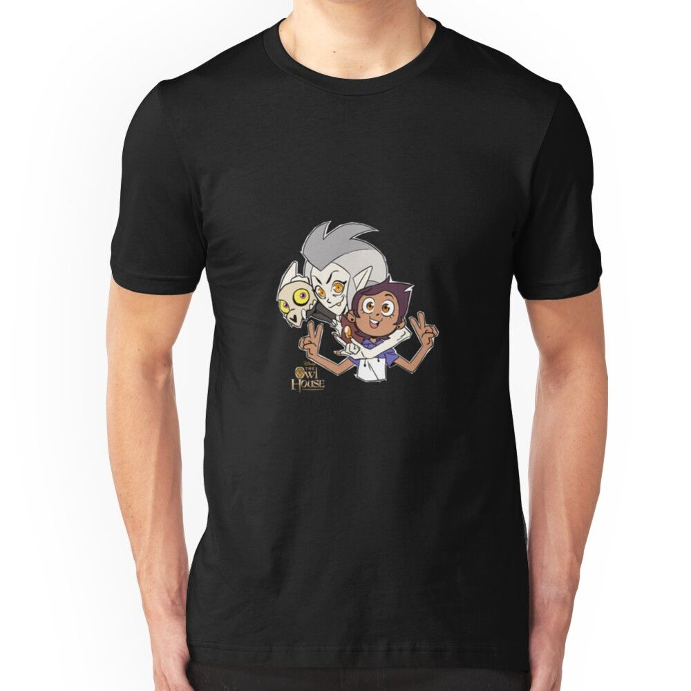 Roblox T Shirt Kaneki The Owl House Luz Noceda Eda Clawthorne Slim Fit T Shirt In 2020 Owl House Anime Shirt Classic T Shirts
