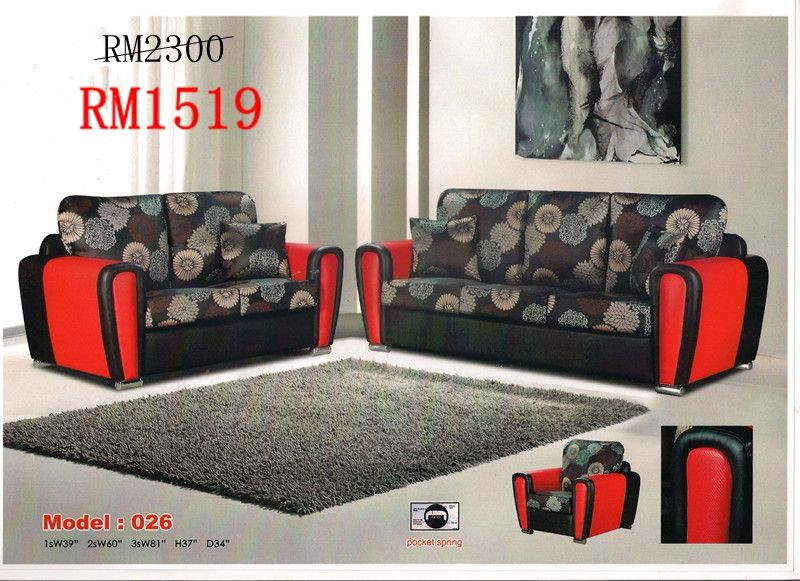 Sofa Online Malaysia Price Sale