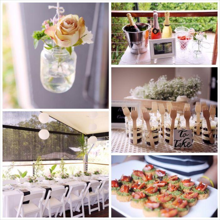 Indoor Garden Dinner Party {Planning, Decor, Ideas, Cake