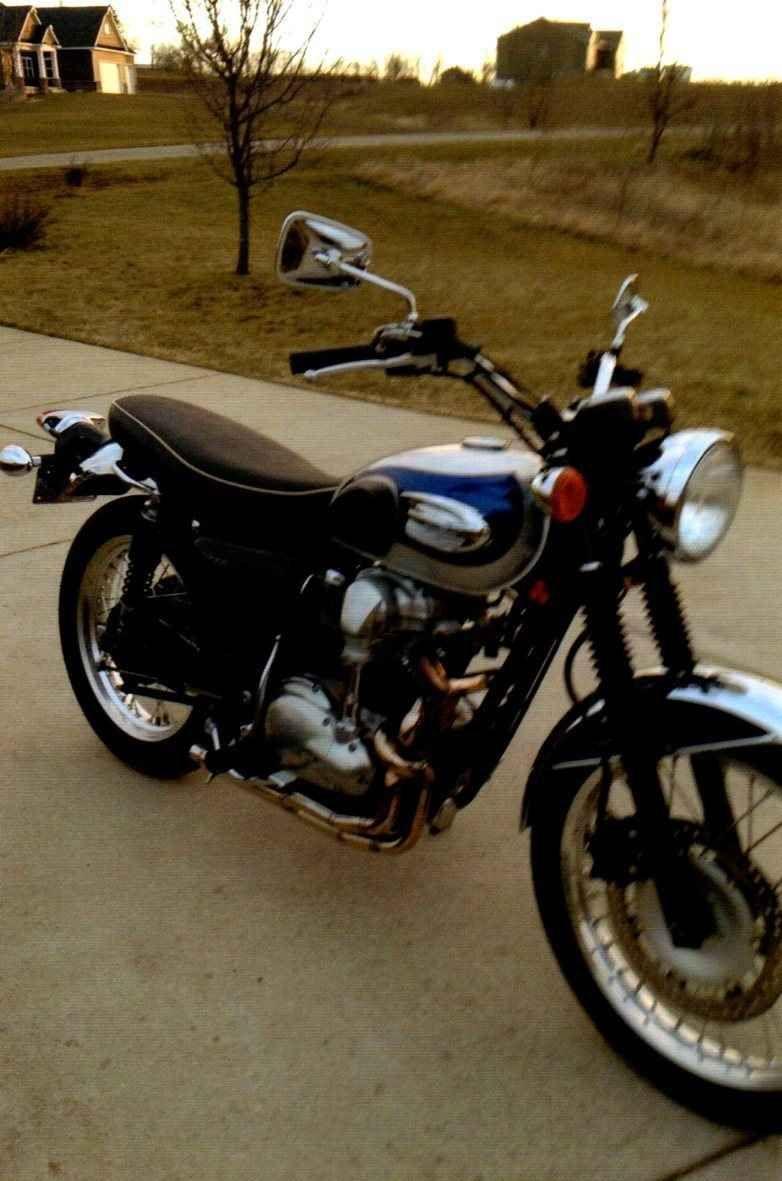 2000 Kawasaki W650 Kawasaki motorcycles, Kawasaki