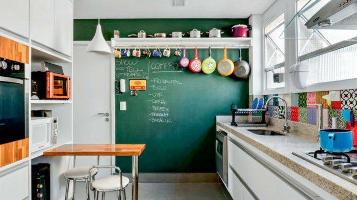 k chendeko 22 tolle ideen f r deko im pop art stil. Black Bedroom Furniture Sets. Home Design Ideas